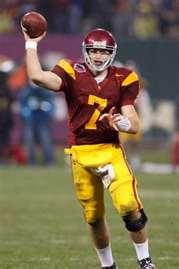 USC QB Matt Barkley