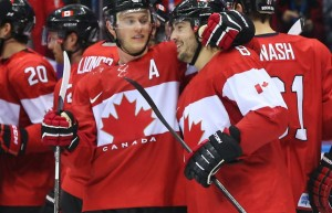 Really not sure why Canada is even bothering showing up for this game today, the Americans are obviously unbeatable...