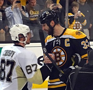 Chara-and-Crosby-shake-hands-300x291