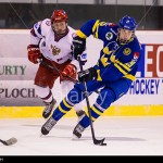 Gabriel Carlsson, ice hockey, Sweden, Five nations tournament, U18