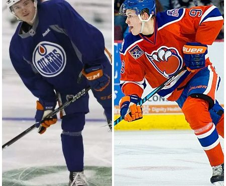 Edmonton Oilers Pre-Season Top 10 Prospects