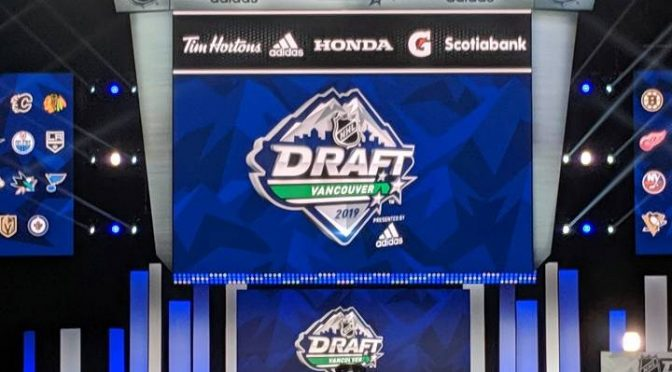2019 NHL Draft: Recap