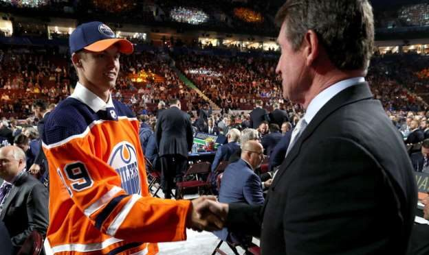 Edmonton Oilers Top 20 Prospects – July, 2019