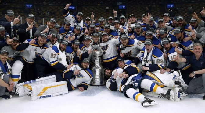2019-20 NHL Season Preview & Prognostications (Guaranteed…to be Wrong)