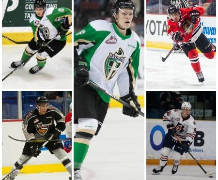 2020 NHL Draft: Top 10 WHL Prospects (November, 2019)