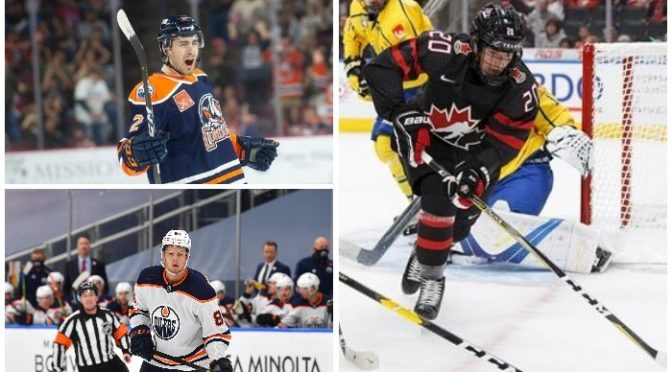 Edmonton Oilers Top 20 Prospects – October, 2020